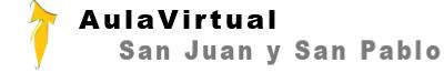 Aula Virtual - San Juan y San Pablo